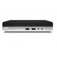 HP ProDesk 400 G5 DM/i7-9700T/16GB/512GB/UHD 630/VGA port/SATA Bracket/Win 10 Pro/1Y (7EM49EA)