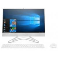 HP HP All-In-One 24-f0050ny, i3-9100T, 8GB, 256GB, 23.8'' FHD, DVD Writer, Win10 Home 64, Snow White (8XJ43EA)