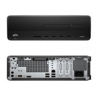 HP 290 G2 SFF, Intel i3-9100, 8 GB, 1 TB SATA, FreeDOS, Black (9US97EA)