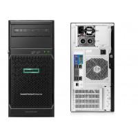 HPE ML30 Gen10 E-2224 3.4GHz 4-core 1P 16GB-U S100i 8SFF 500W RPS Server (3-1-1)